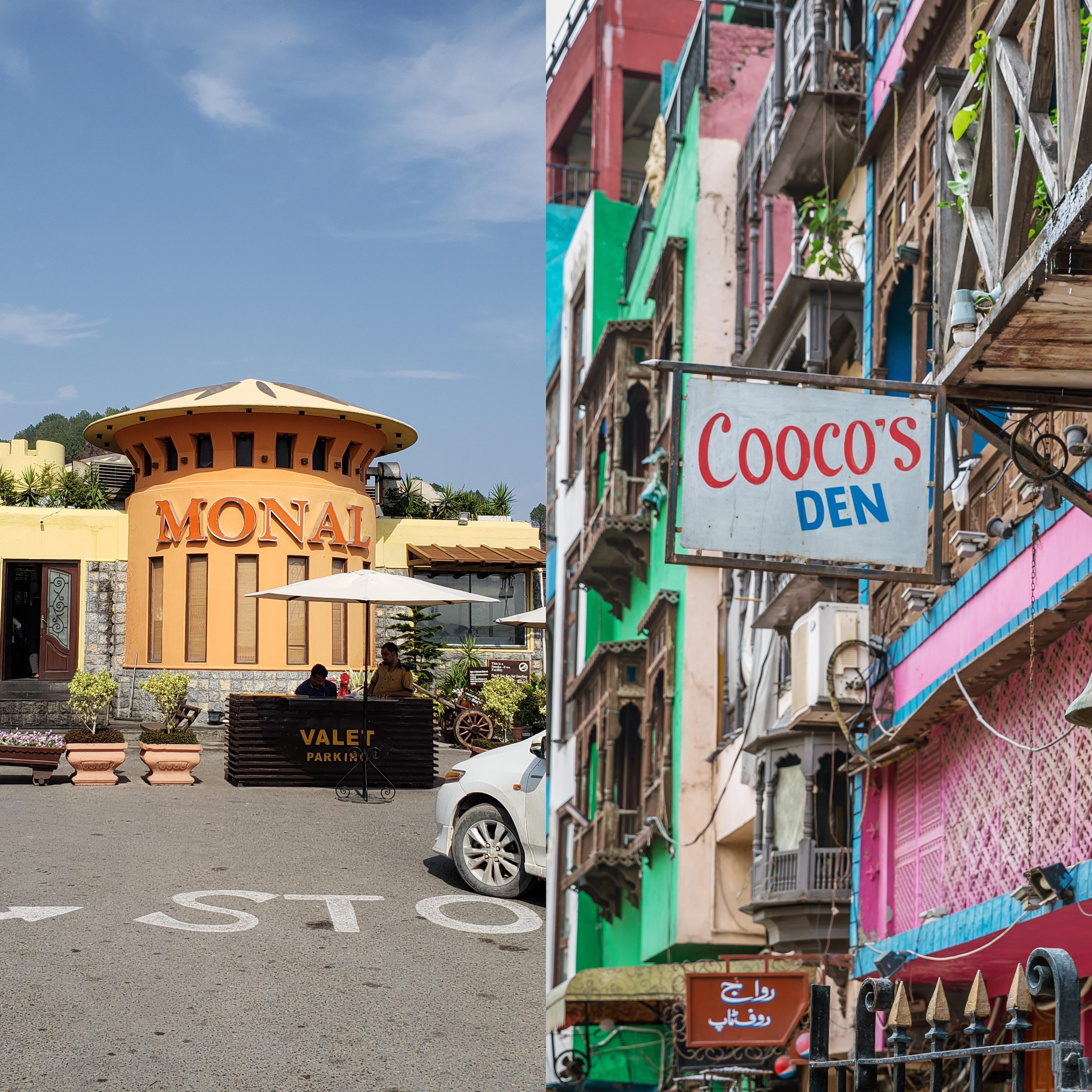 Monal & Cooco's Den