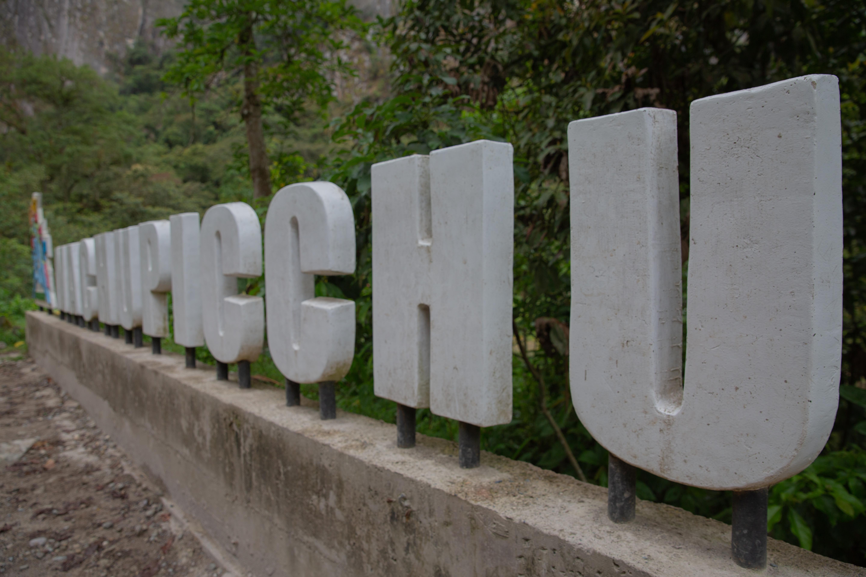 Machu Picchu Letters