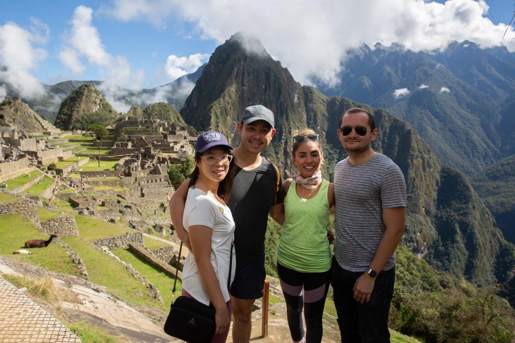 Machu Picchu Group Pic