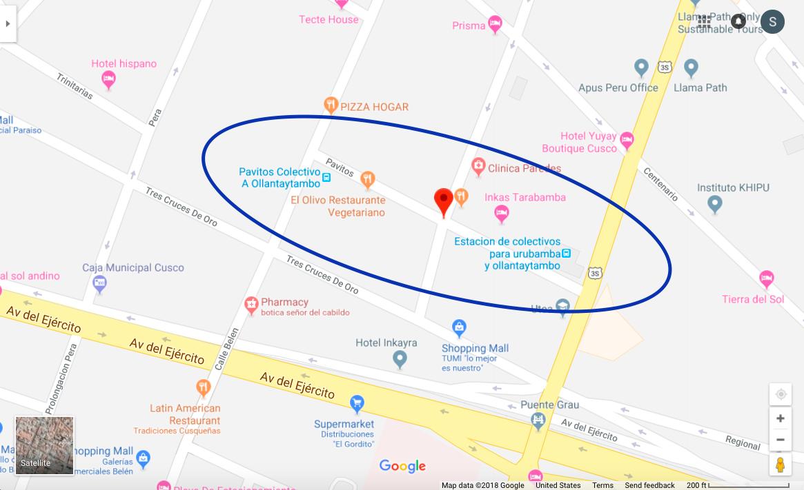 Pavitos Street