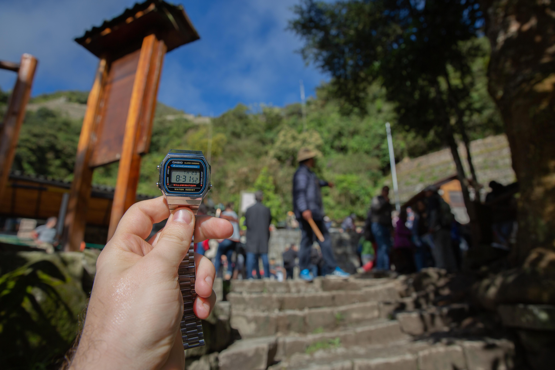 Machu Picchu End Time