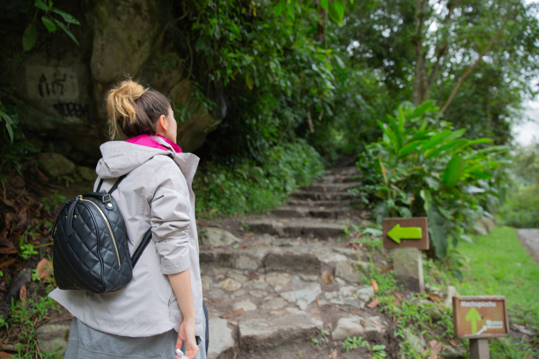 Machu Picchu Hike Entrance