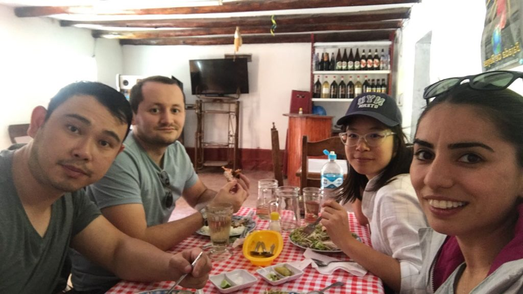 Ollanta Lunch