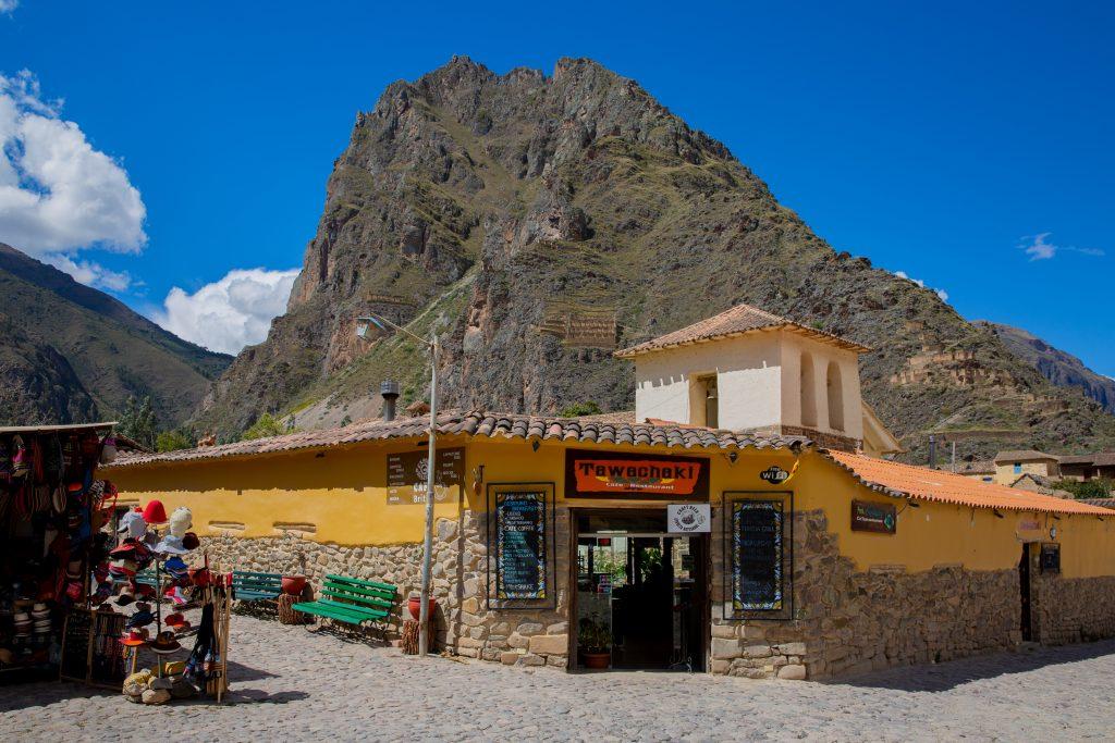 Ollanta Market