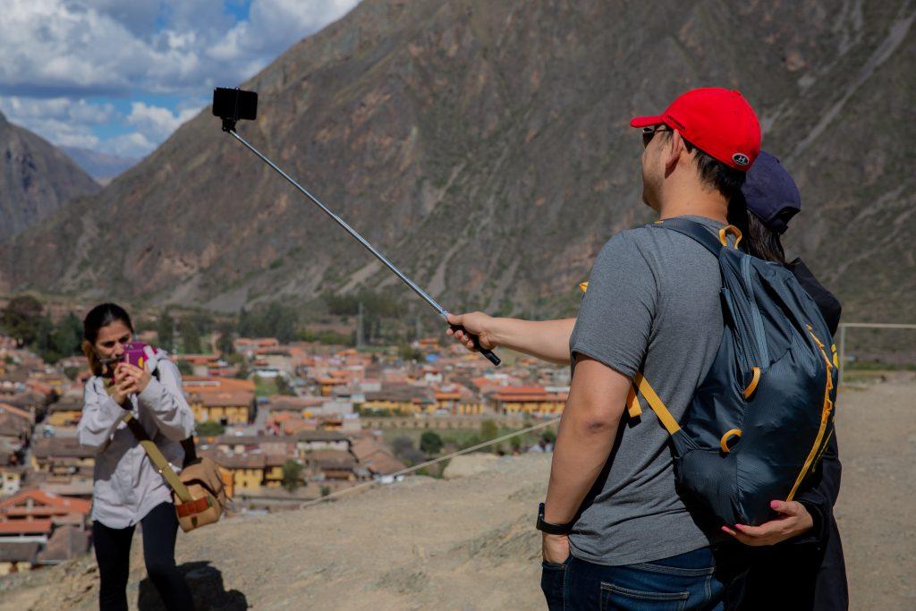 Ollanta Selfie
