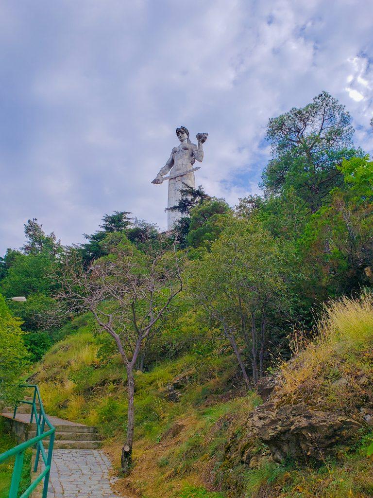 Kartlis Deda Statue