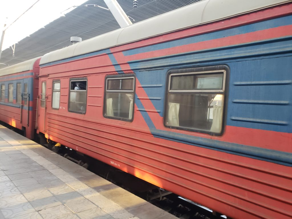 Tbilisi Train 1