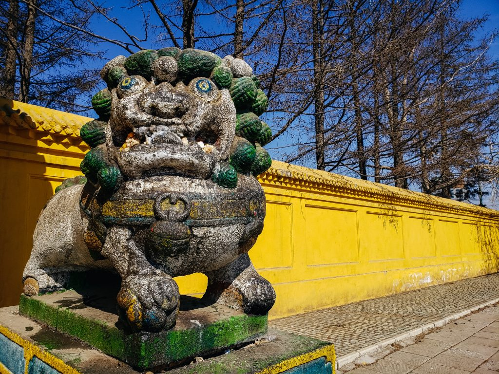 Dragon Mongolia