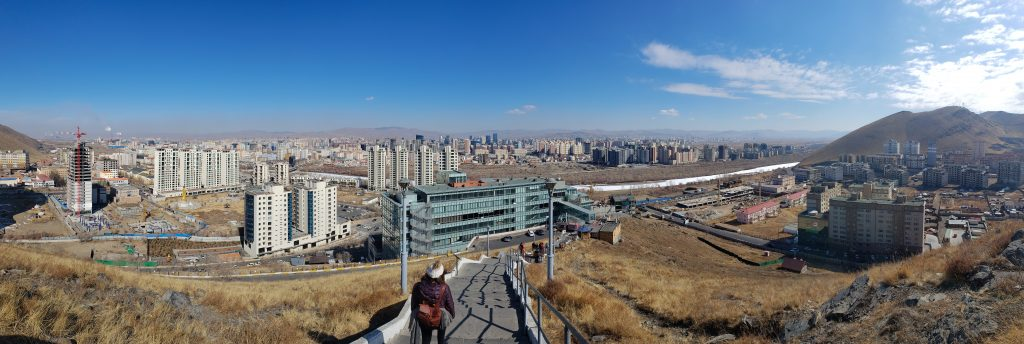 Ulaanbaatar View